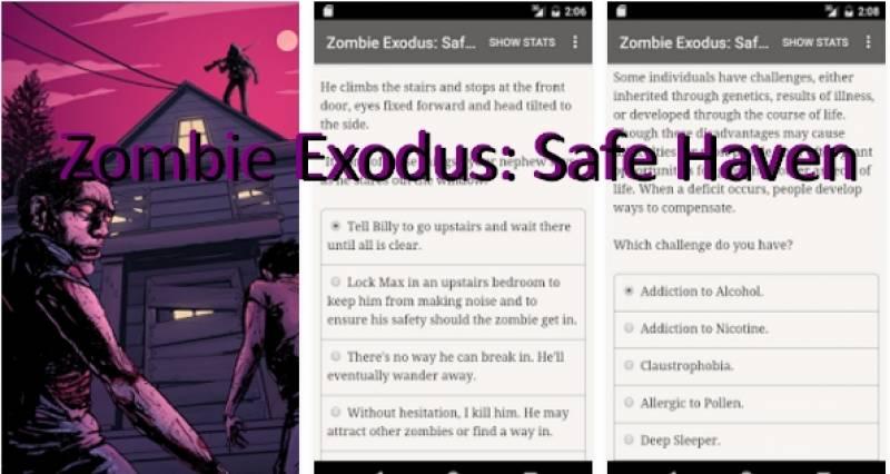 Zombie Исход: Safe Haven + MOD