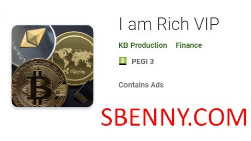 Je suis riche VIP