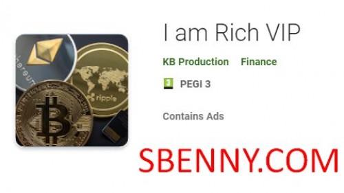 Eu sou rico VIP