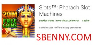 Slots: Pharaoh Slot Machines + MOD
