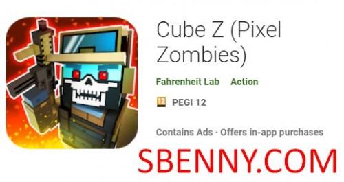 Cube Z (Pixel Zombies) + MOD