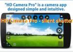 HD Kamera Pro - Silent Shutter + MOD