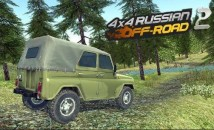 4x4 SUVs Russi Off-Road 2 + MOD