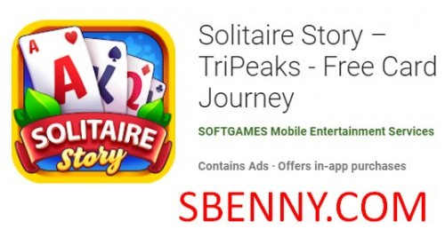 Solitaire Story - TriPeaks - Free Card Journey + MOD