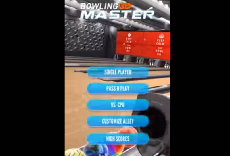 Bowling 3D Meister