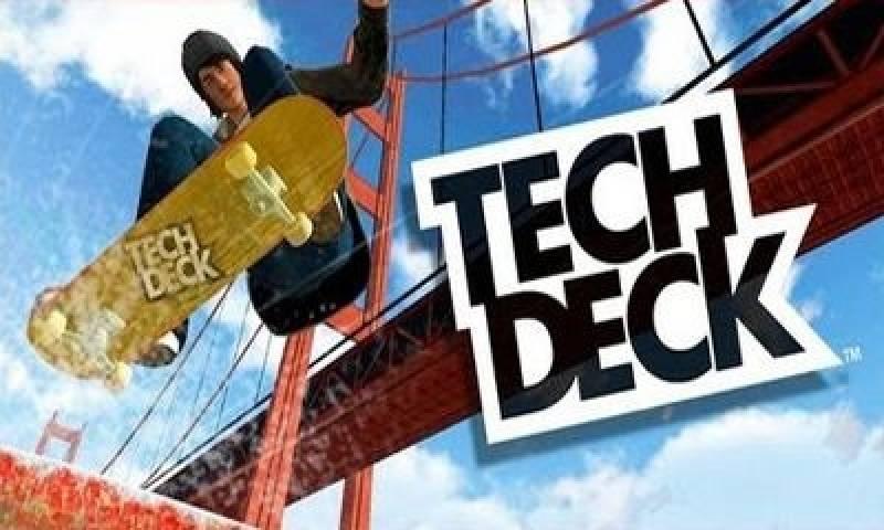 Tech Deck Skateboarding + MOD