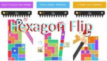 Hexagon flip + MOD