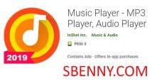 Leitor de música - MP3 Player, Audio Player + MOD