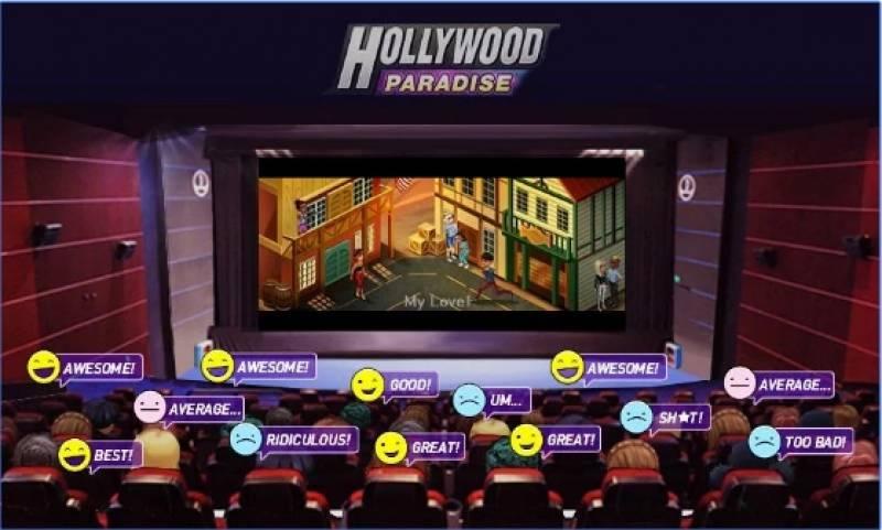 Hollywood Paraíso + MOD