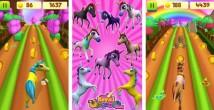 Unicorn Run - Jeu de course amusant + MOD