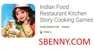 Indian Food Restaurant Kitchen Story Giochi di cucina + MOD