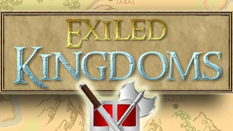 در تبعید امپراطوری RPG + MOD