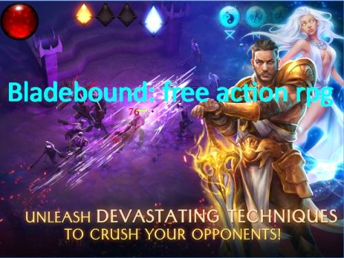 Bladebound: free action rpg + MOD