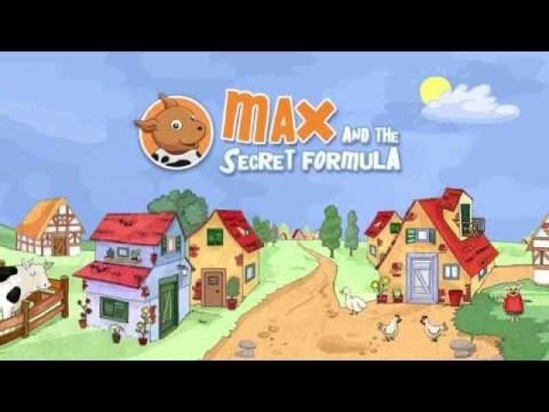 Макс и секретную формулу