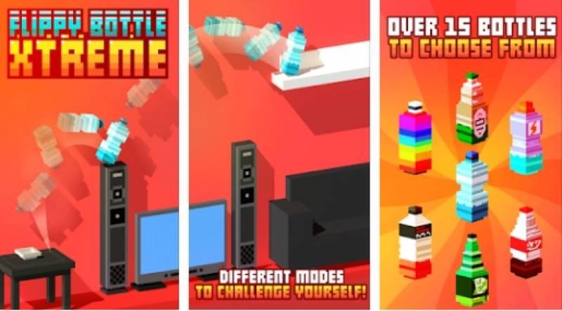Flippy Botella Extreme! + MOD