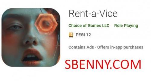 Rent-a-Vice + MOD