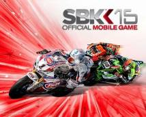 SBK15 jeu mobile officiel + MOD