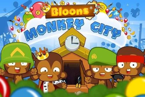 Bloons Monkey City + MOD