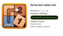 Roll the Ball: Hidden Path + MOD