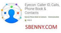Eyecon: ID chiamante, chiamate, rubrica e amp; Contatti + MOD