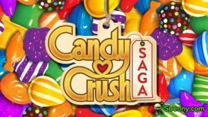 Saga Għaffeġ Candy + MOD