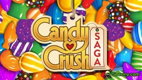 Caramelo Crush Saga + MOD