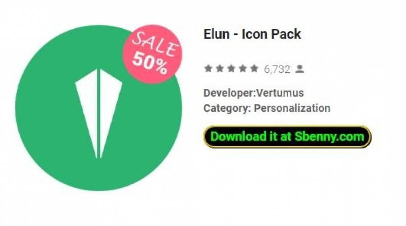 Elun - Paquete de iconos