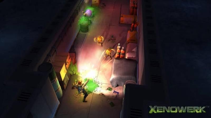 Xenowerk + MOD