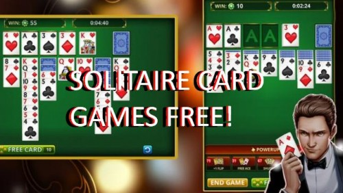 SOLITAIRE CARD GAMES FREE! + MOD