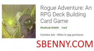 Rogue Adventure: An RPG Deck Building Card Card Game + MOD