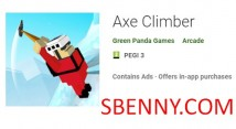 Alpinista Axe + MOD