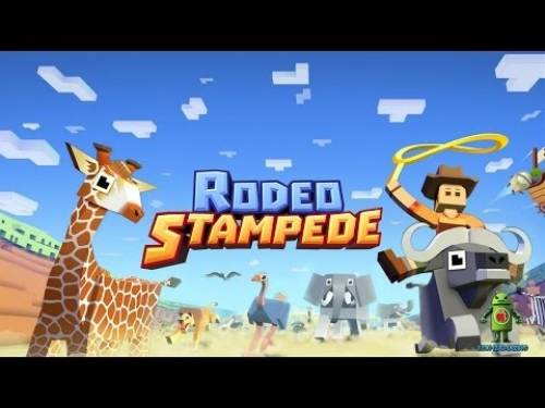 Rodeo Stampede: Sky Zoo Safari + MOD