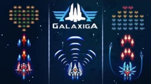 Galaxiga - Classic Arcade + MOD