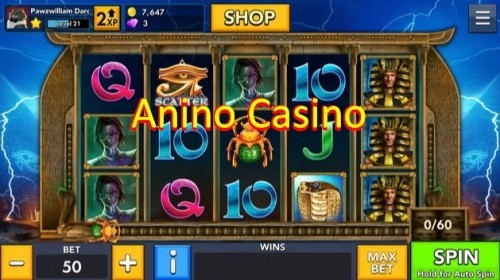 Anino Casino: Slot Machines & Casino Games + MOD