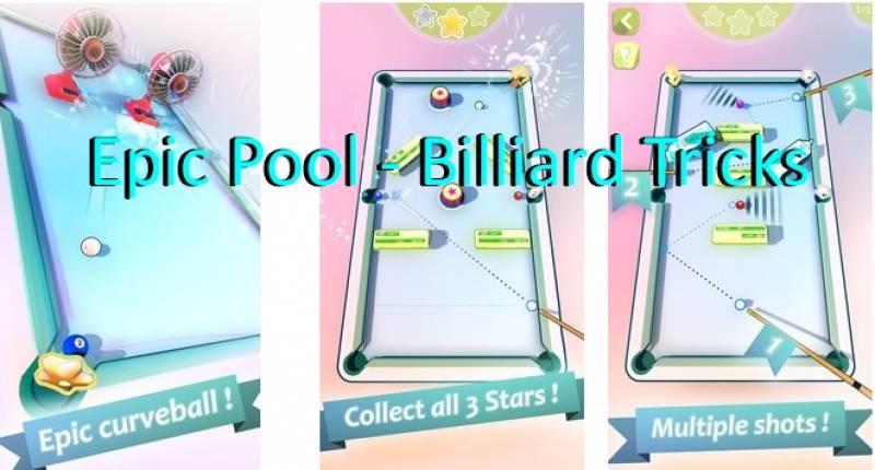 Epic Pool - Tricks biljard + MOD