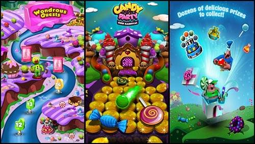 Candy Party: Coin Carnival + MOD