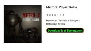 Metro-2: Projeto Kollie