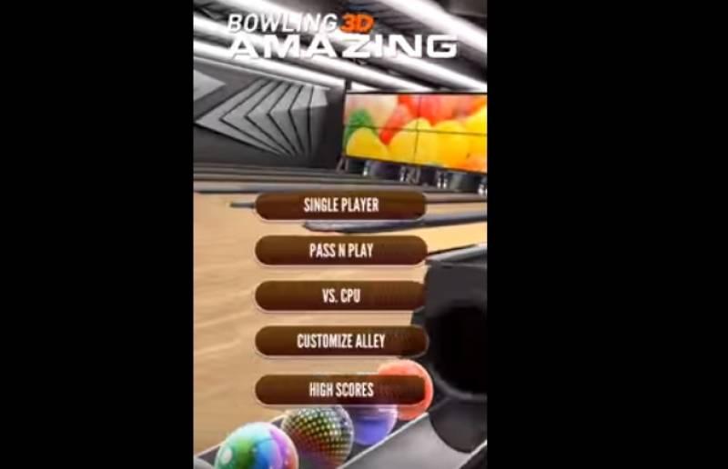3D Bowling-Champion Plus-