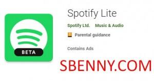 Spotify Lite + MOD
