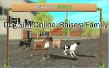 Собака Sim Интернет: растить детей + MOD
