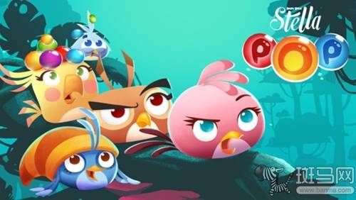 Angry Birds POP Bubble Shooter + MOD