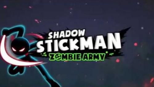 Stickman Fight Legends -Shadow Stickman Zombie War + MOD