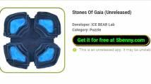 Steine von Gaia