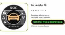 Car Launcher AG + MOD
