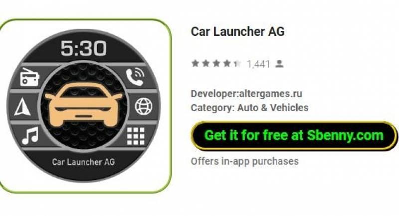 Автомобиль Launcher AG + MOD