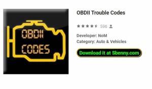 OBDII Fehlercodes