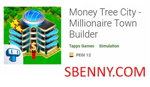 Money Tree City - Millionaire Town Builder + MOD