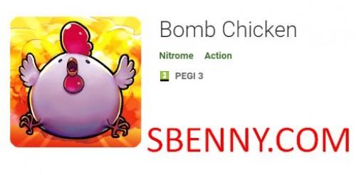 Pollo bomba
