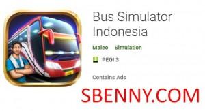 Автобус Симулятор Индонезия + MOD