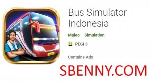 Bus Simulator Indonesia + MOD
